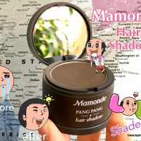 Neither Hair Nor There: Mamonde Pang Pang Hair Shadow in 06 / #1 Babyface Hairline Review + Swatches