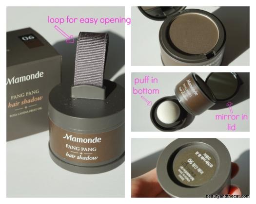 03 Mamonde Pang Pang Hair Shadow 06 Review