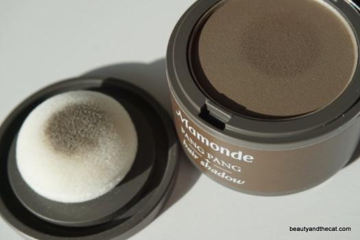 04 Mamonde Pang Pang Hair Shadow 06 Review
