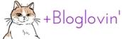 Follow on Bloglovin'