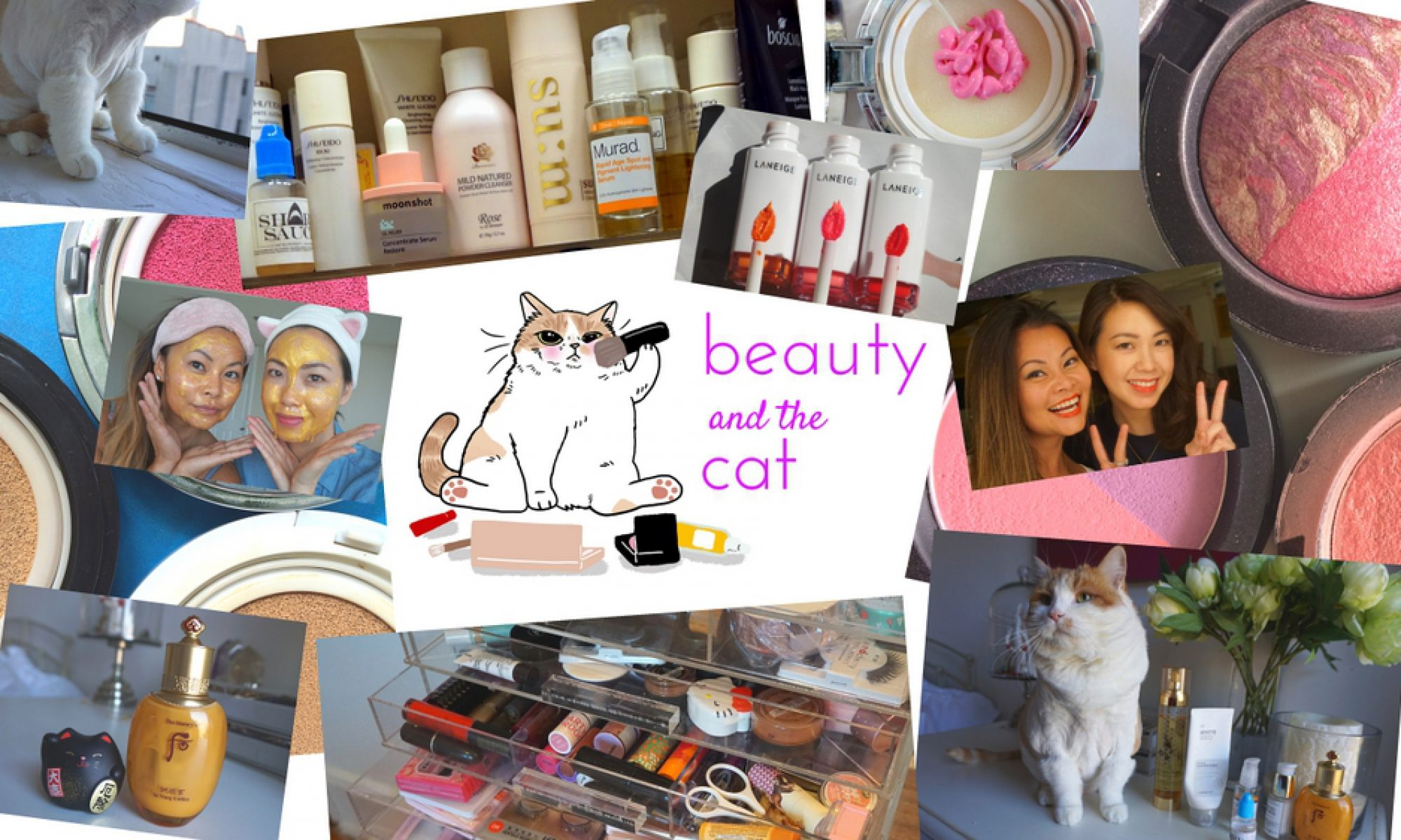 BeautyandtheCat's Beauty Blog