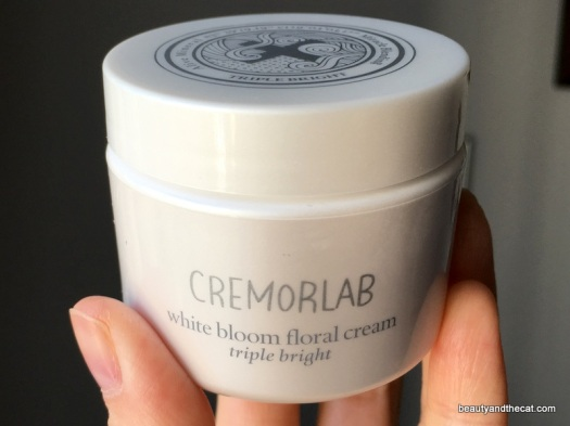 02 Cremorlab White Bloom Floral Cream Review