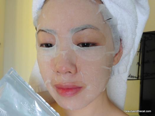 03 Premium LuLuLun Sheet Mask Hokkaido Review