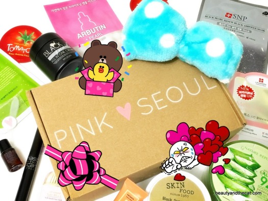 01 Pink Seoul Review