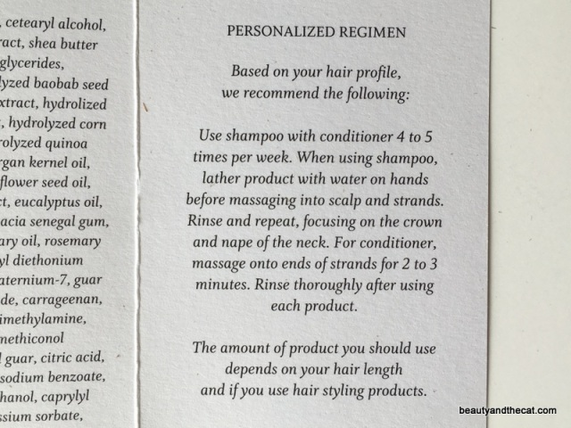 09 Function of Beauty Personalized Haircare