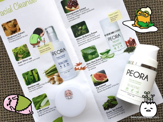 04 Peora Facial Cream Review