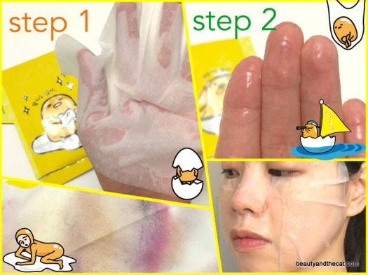 06 Holika Holika Gudetama All Kill Sheet Review