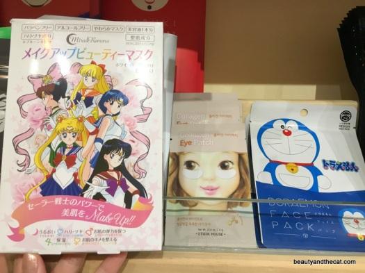 11 Ichimi Cosme Sailor Moon Doraemon