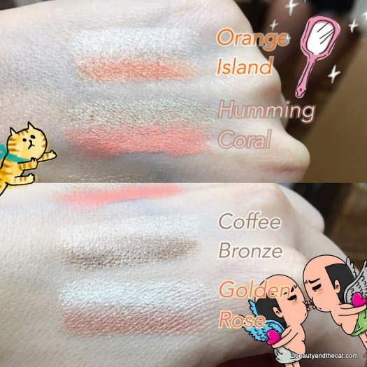 22 Ichimi Cosme Ichimi Cosme Laneige Two Tone Shadow Bar Swatches
