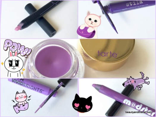 01 Best Purple Eyeliner