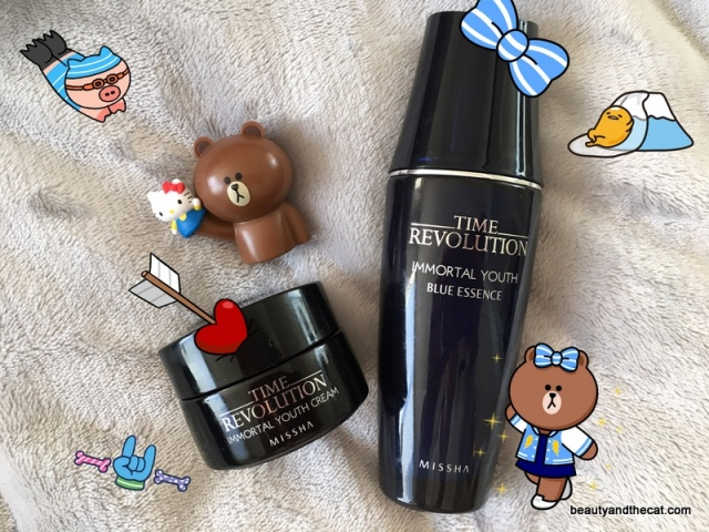01-missha-time-revolution-immortal-youth-blue-essence-and-cream-review