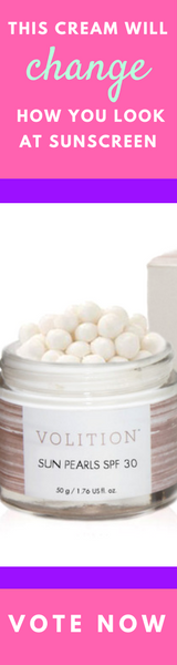 Volition Beauty Sun Pearls SPF 30
